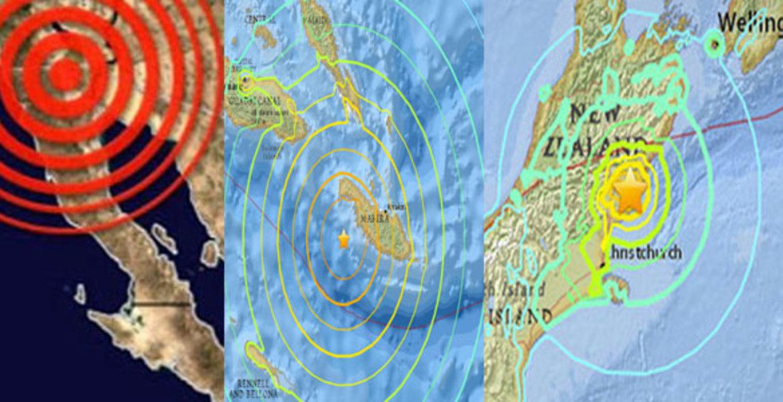 Misteriosas ondas sísmicas recorrieron nuestro planeta